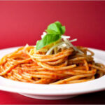 Pasta With Pepper And Tomato Sauce Recipe – NYT Cooking