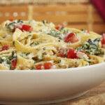 Pasta With Spinach And Ricotta Cheese Recipe – Kraft Recipes