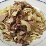 Pasta with White Truffles | italianatedotcom