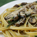 Pasta With Wild Mushroom Sauce Recipe | I Can Cook That