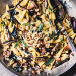 Pasta With Wild Mushrooms And Hazelnuts & Gruyere | Recipe …