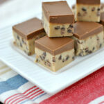 Peanut Butter Cookie Dough Bars – Shugary Sweets