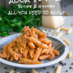PENNE ALLA VODKA Recipe & History – All You Need To Know!