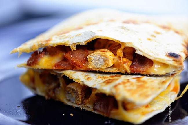 Perfect Chicken Quesadilla Recipe - Add a Pinch