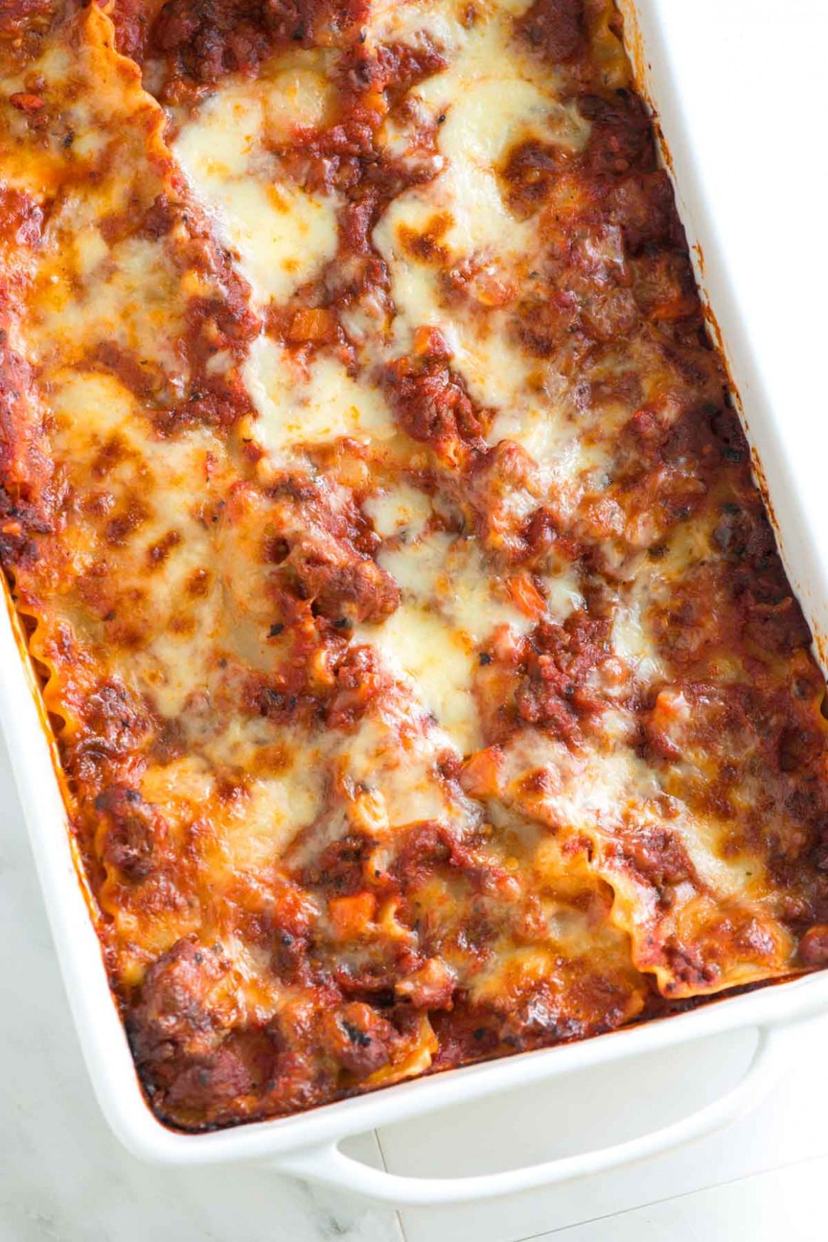Perfect Sausage and Beef Lasagna Recipe