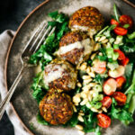 Perfect Whole30 Blender Cauliflower Falafel Tahini Bowl …