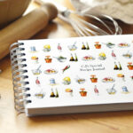 Personalised Recipe Journal By Amanda Hancocks …