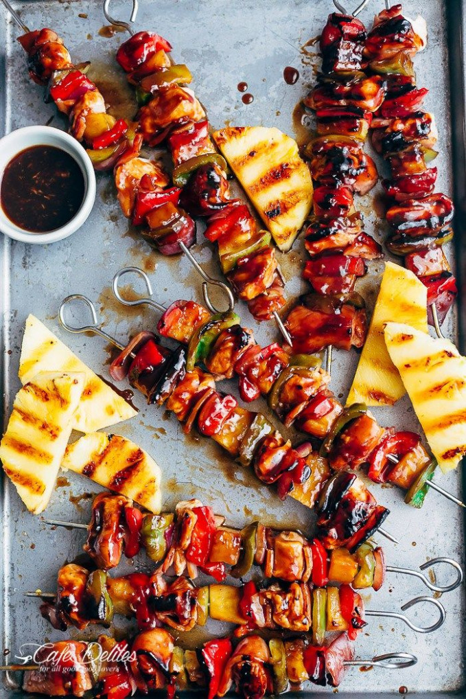 Pin by Audrey Mayrent on Recipes to Try | Kebab recipes ...