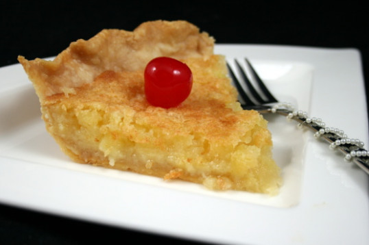 Pineapple Pie Johnny Cashs Mothers Recipe) Recipe - Genius ...