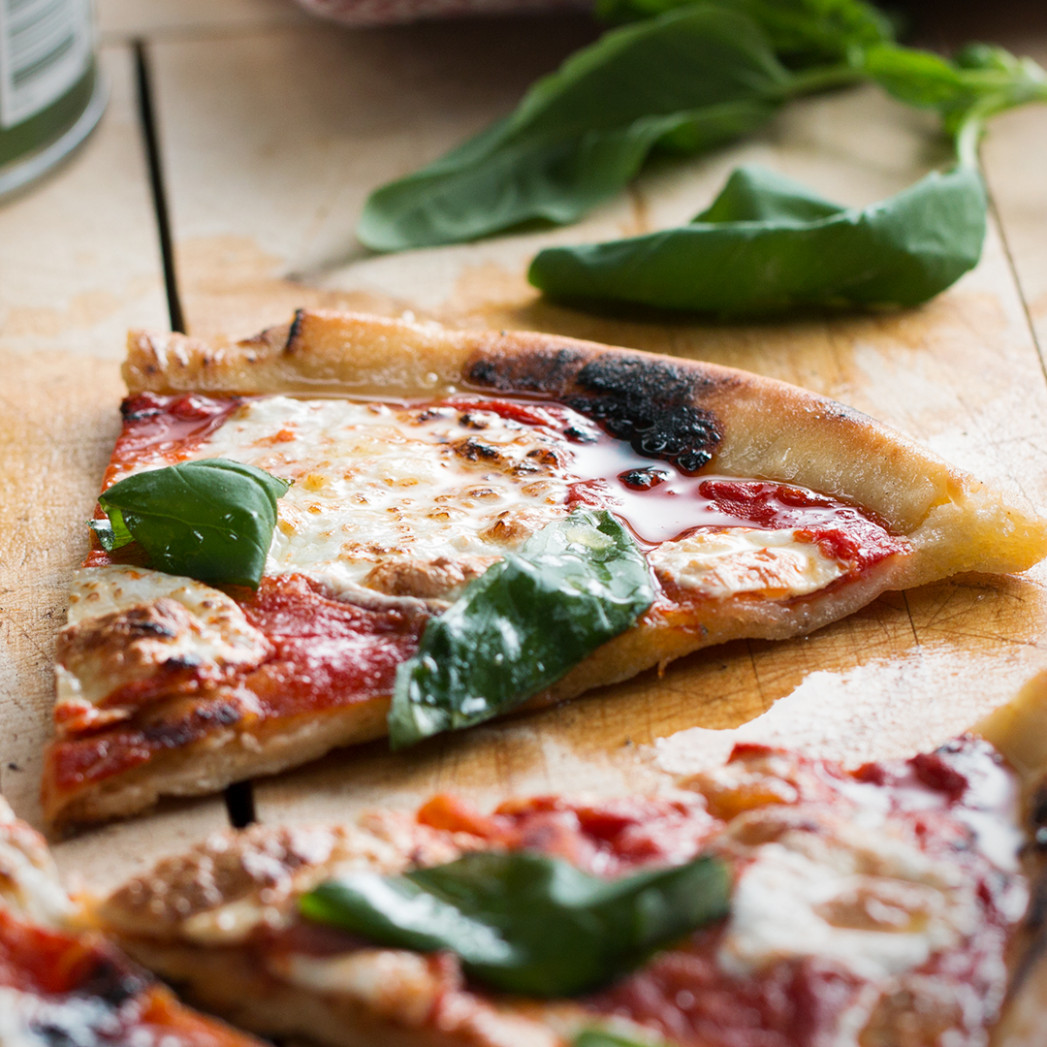 Pizza Margherita by Mario Batali Recipe by Tasty