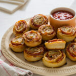 Pizza Wheels | Appetizer Recipe | Spoon Fork Bacon
