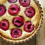 Plum Frangipane Tart Recipe | MyRecipes