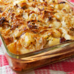 Polish Sausage And Potatoes Casserole