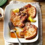 Pork Chops With Honey Garlic Sauce Recipe | Taste Of Home