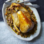 Pot Roast Guinea Fowl With Lentils, Sherry & Bacon …