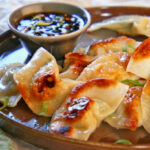 Pot Sticker Dumplings And Soy Vinegar Sauce Recipe & Video …