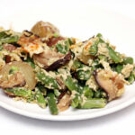 Potato & Porcini Green Bean Casserole