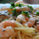 prawn pasta recipe gordon ramsay