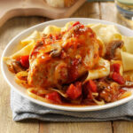 Pressure Cooker Chicken Cacciatore Recipe | Taste Of Home