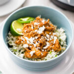 Pressure Cooker Chipotle Chicken And Rice Bowls Recipe …