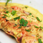Primal Health | Easy Leftovers Omelette Recipe