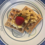 Product Review & Healthy Recipe: Cuisinart Waffle Maker …