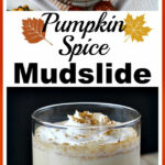 Pumpkin Spice Mudslide  Easy Homemade Alcoholic Drink Recipe