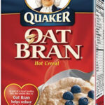 Quaker Oat Bran Hot Cereal, With Fiber And Protein, 16 Oz …