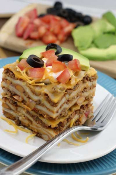 Quesadilla Casserole (Freezer Meal)   !! Top Bloggers To ...