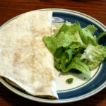 Quesadilla For Lunch, Feb