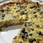 Quiche Lorraine With Mushrooms (Or, Using Up Eggs …