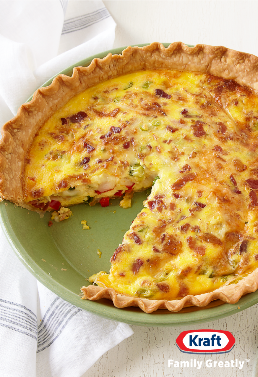quiche recipes easy with frozen pie crust