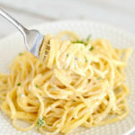 Quick And Easy Alfredo Sauce – Creations By Kara