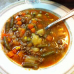 Quick And Easy Beef Vegetable Soup | Vegetables, Frozen …