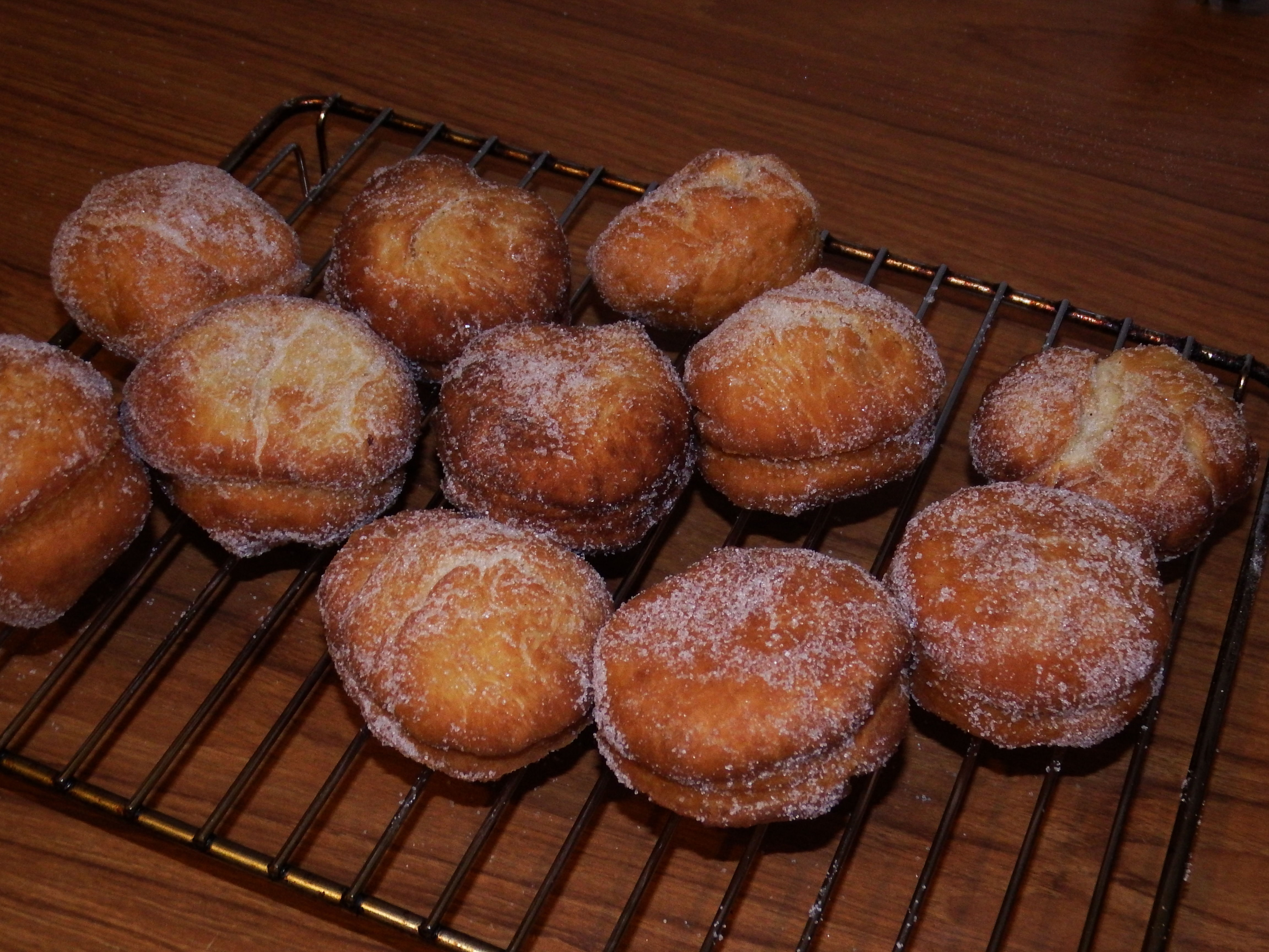 Quick and easy donuts recipe - All recipes UK