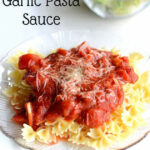 Quick And Easy Pasta Sauce