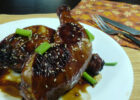Quick and Easy Teriyaki Chicken Leg Quarter   Easy Chinese ...