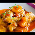 Quick Apricot Chicken Casserole – Recipes – Eat Well With Bite