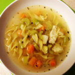 Quick Chicken Noodle Soup Recipe – All Recipes UK