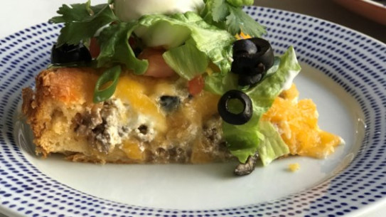 Quick Crescent Taco Pie Recipe - Allrecipes