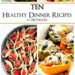 Quick Dinner Recipes, One Pot Pasta And Healthy On Pinterest
