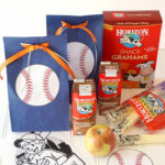 Quick & Easy Baseball Team Snack Idea – Happiness Is Homemade
