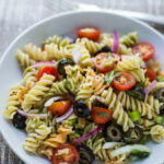 Quick & Easy Pasta Salad | Food With Feeling
