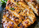 Quick Grilled Chicken with Oregano Recipe   Oh Sweet Basil