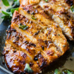 Quick Grilled Chicken With Oregano Recipe – Oh Sweet Basil