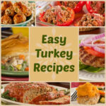 Quick & Healthy Dinner Recipes: 18 Easy Turkey Recipes …