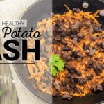 Quick & Healthy Sweet Potato Hash