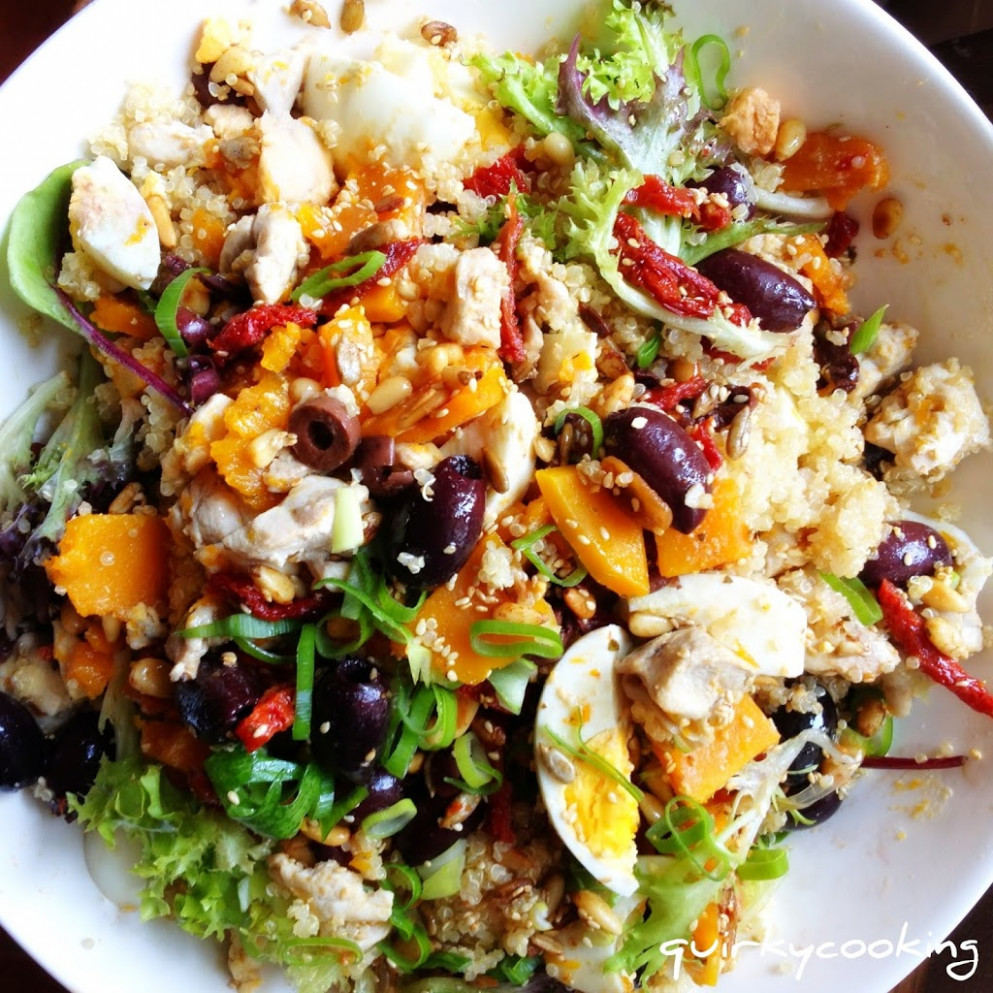 Quinoa Salad, Thermomix Style! – Quirky Cooking