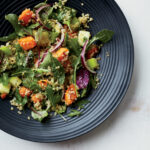 Quinoa Salad With Sweet Potatoes And Apples Recipe – Grace …
