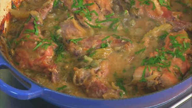 Rabbit casserole recipe - BBC Food